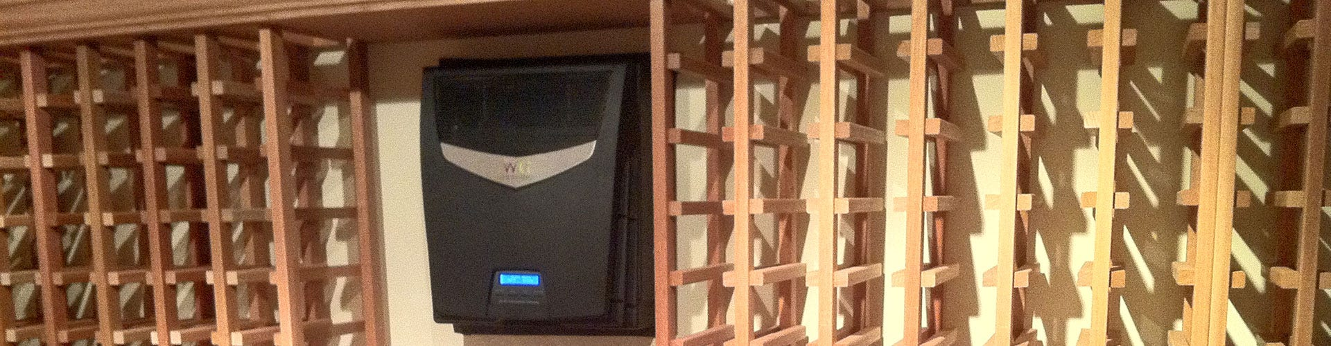 Wine Cellar Cooling Units