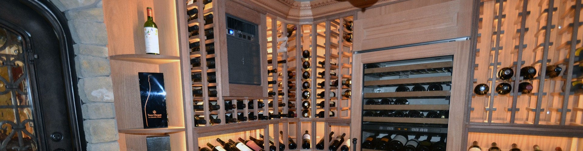 Wine Cooler Systems