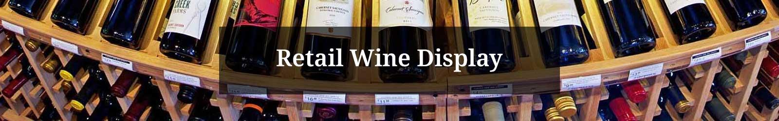 Retail Wine Display