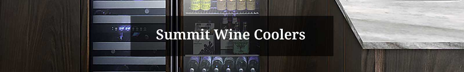 Professional Summit Wine Coolers