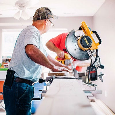 contractors and home builders