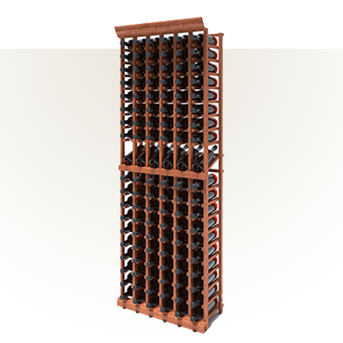 6.5 foot wine rack kits