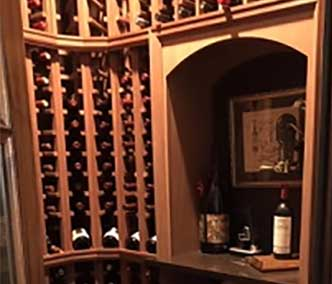 Wine Cellar from idea to execution
