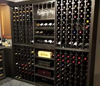 Do it yourself cellar