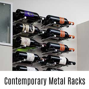 Contemporary Metal Racking