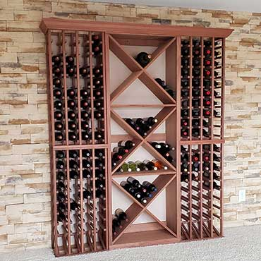 Complete Wine Rack Storage
