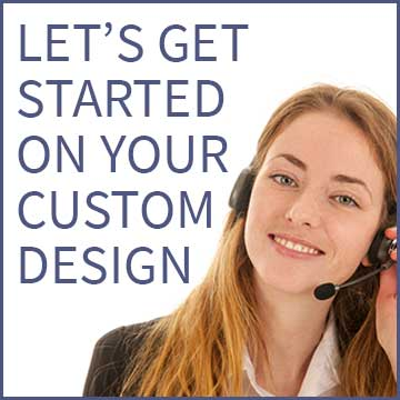 Get your custom design