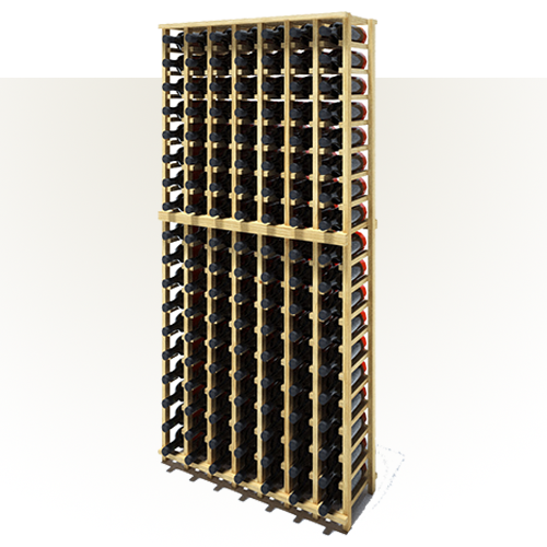 Pine Wine Rack Kits