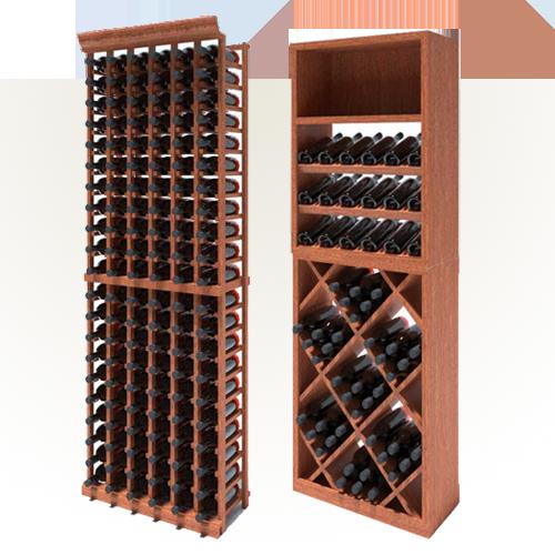Prestige Series Wine Racks