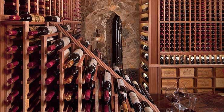 Prestige Wood Wine Racks