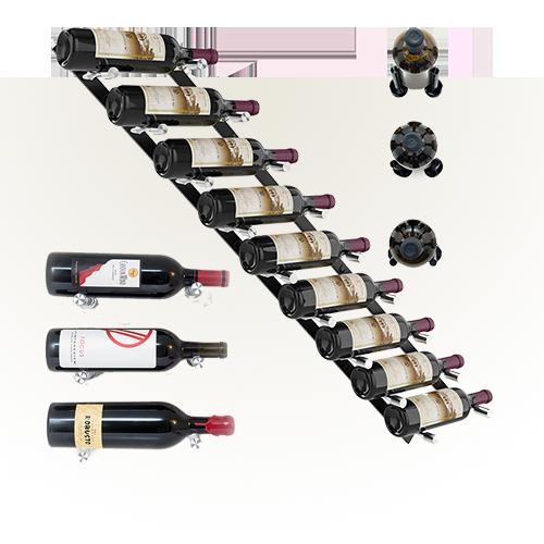 Vino Pins and Rails