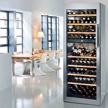 Wine Cooling systems