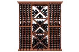 Wood Wine Cellar Racks