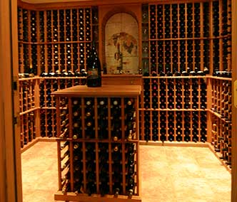 Wood Cellar Gallery