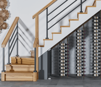 Wine Storage for Small Spaces