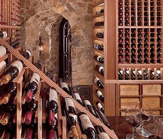 Wine Cellar Rack Kits